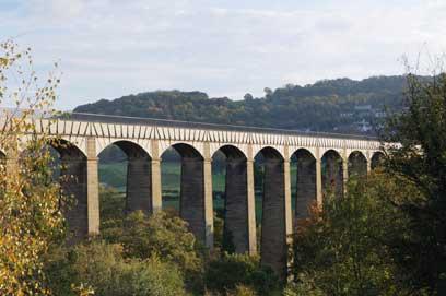 British Heritage - Pontcysyllte aqueduct