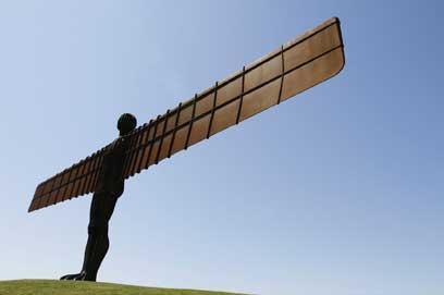 British Heritage - Angel of the North