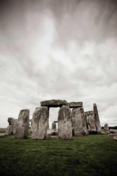British Heritage - Stonehenge