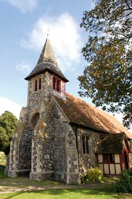 British Heritage - St Peter?s in Oare, Kent