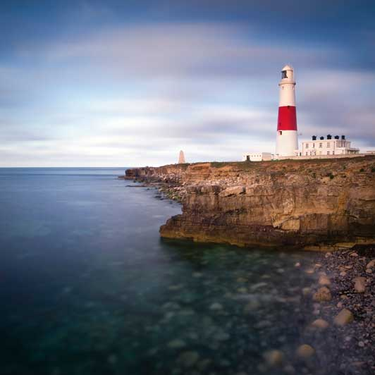 British Heritage - Portland Bill lighthouse