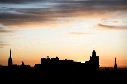 British Heritage - Edinburgh Castle