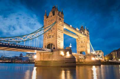 British Heritage - Tower Bridge, London