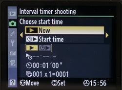 interval timer shooting