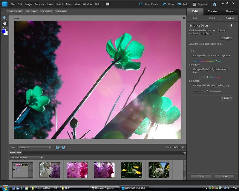 Adobe Elements 9 3 | News | What Digital Camera