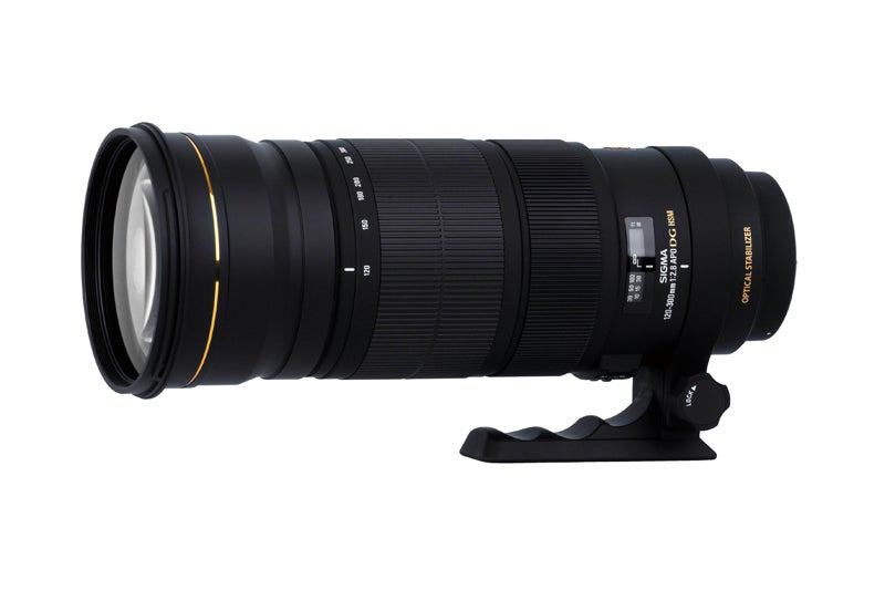 Sigma 120-300mm f/2.8 EX DG OS HSM | News | What Digital Camera