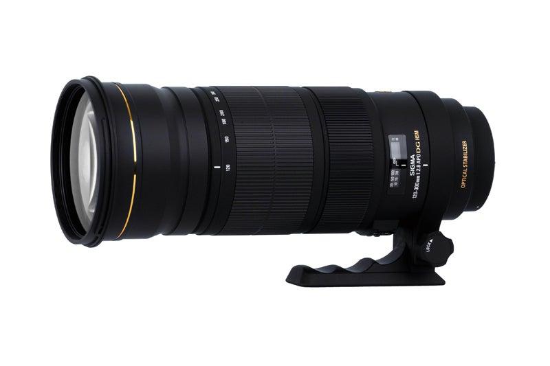 Sigma 120-300mm f/2.8 EX DG OS HSM | News | What Digital Camera