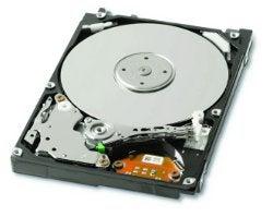 Computer set-up Hard Disk