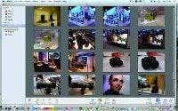 organising software iPhoto