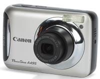 Canon A495