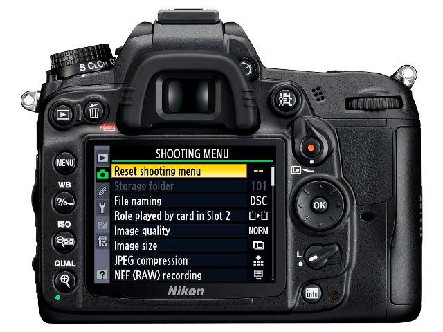 Nikon D7000 semi-pro DSLR launched