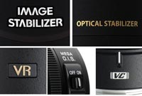 Image stabilisation names