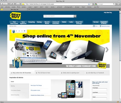 Bestbuy.co.uk launches | News | What Digital Camera