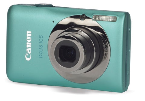 Canon IXUS 105 product images - front angle