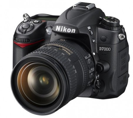 Nikon D7000 product image front angle