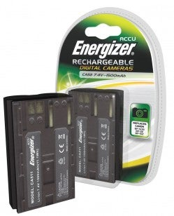 Free Camlink card case with any Energizer battery