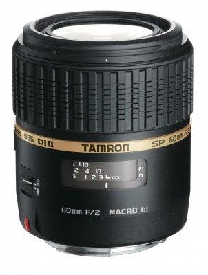 Tamron SP AF 60mm f/2 Di-II LD (IF) Macro