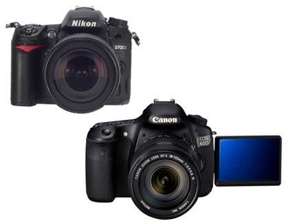 Canon EOS 60D vs Nikon D7000