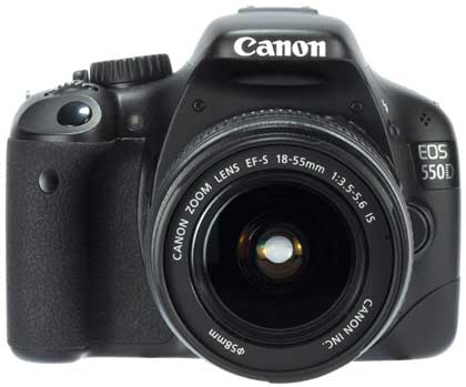 Awards 2010 - Canon EOS 550D