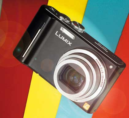 Awards 2010 - Panasonic Lumix TZ8