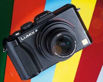 Awards 2010 - Panasonic Lumix LX5
