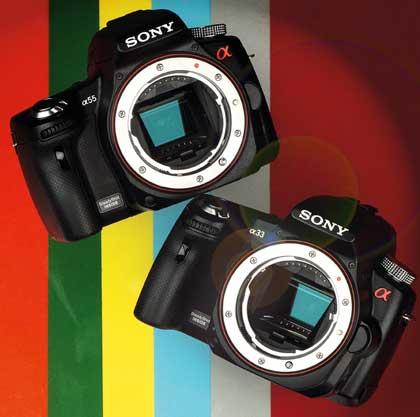 Awards 2010 - Sony?s SLT Translucent Mirror Technology