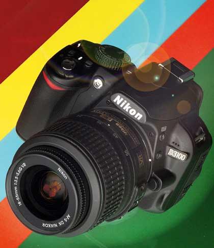 Awards 2010 - Nikon D3100