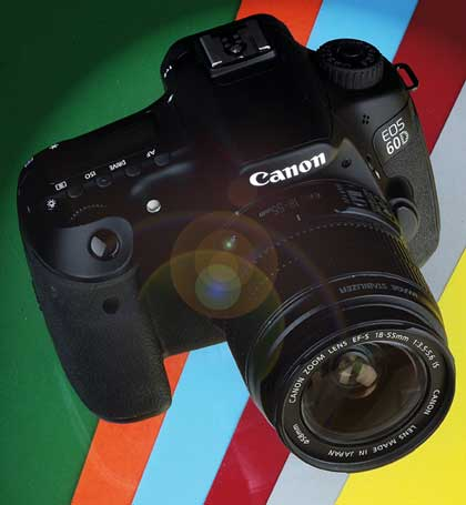 Awards 2010 - Canon EOS 60D