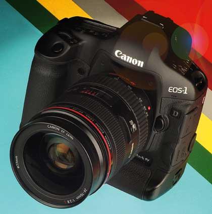 Awards 2010 - Canon EOS 1D Mk IV