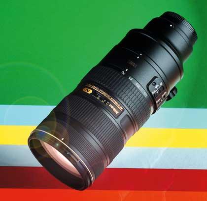 Awards 2010 - Nikon AF-S Nikkor 70-200mm f/2.8G ED VR II
