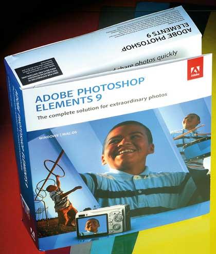 Awards 2010 - Photoshop Elements 9