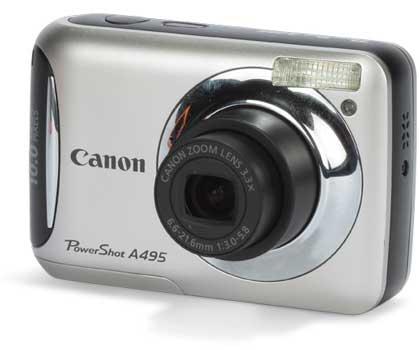 Awards 2010 - Canon IXUS A495