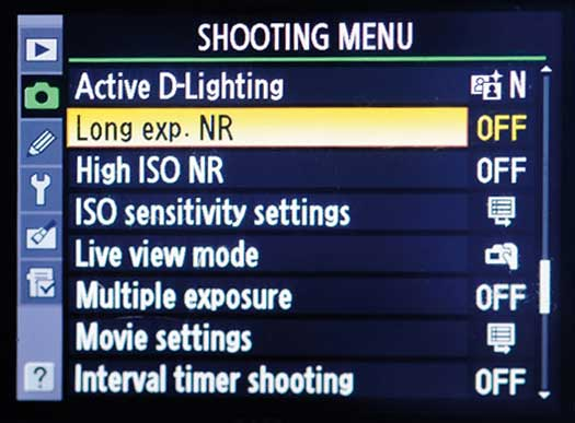 How to Shoot Twilight - Noise Reduction