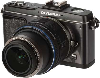 Awards 2010 - Olympus Pen E-P2