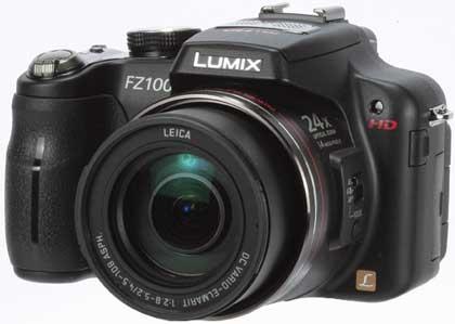 Awards 2010 - Panasonic Lumix FZ100