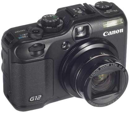 Awards 2010 - Canon PowerShot G12