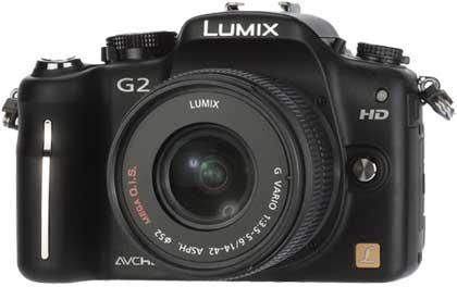 Awards 2010 - Panasonic Lumix G2