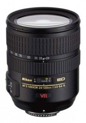 Nikon 24-120mm f/3.5-5.6