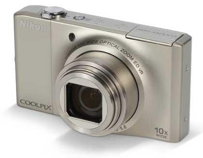Awards 2010 - Nikon Coolpix S8000