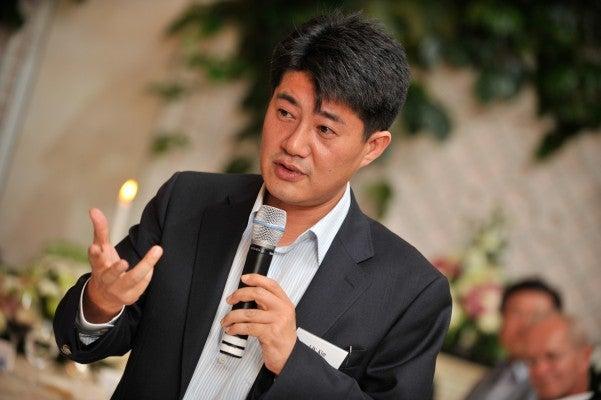 Samsung VP Digital Imaging, Mr JW Kim