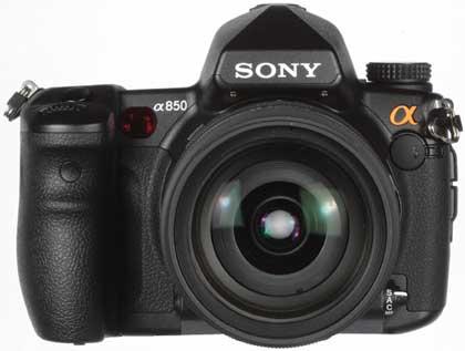 Awards 2010 - Sony Alpha A850