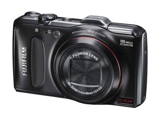 Fuji FinePix F550