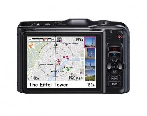 Casio EX-H20G   News   What Digital Camera