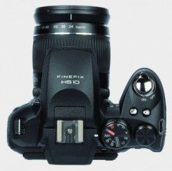 Fujifilm HS10-top