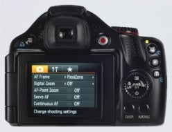 Canon SX30IS-back