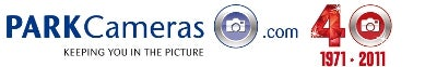 Park Cameras 40th anniversary logo