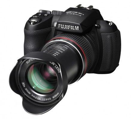 fujifilm finepix hs20 exr announced what digital camera rh whatdigitalcamera com Fuji FinePix Software Fuji FinePix S1