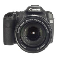 Canon EOS 500D digital SLR camera