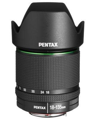 Pentax DA 18-135mm f/3.5-5.6ED AL (IF) DC WR