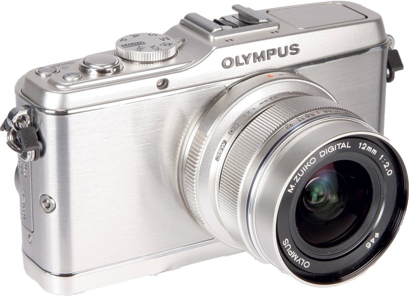 VIDEO: Olympus Pen E-P3, E-PL3 & E-PM1: First Look Hands-on Review ...